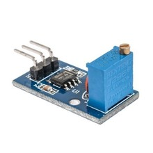 NE555 Mini frequency pulse generator