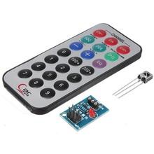 HX1838 NEC Arduino Infrared remote control.