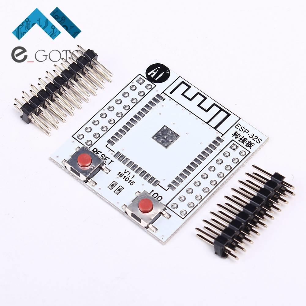 ESP32S Wireless WIFI Bluetooth Module Adapter Board