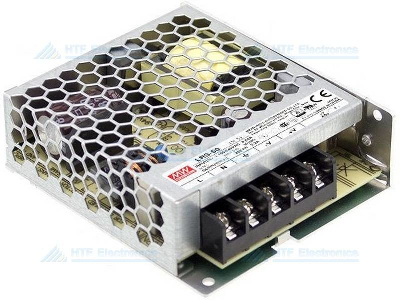 MEAN WELL Modular Switching Power Supply 48V, 52.8W, 1.1A