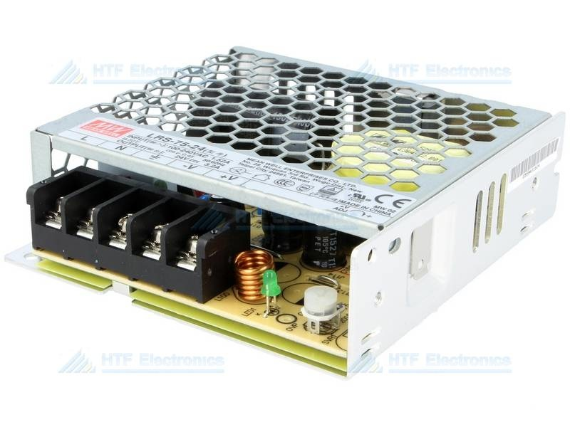 MEAN WELL Modular Switching Power Supply 24V, 75W 3.2A