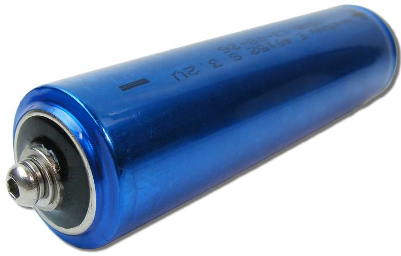 Li-FePO4 Battery. 3.2 Volts, 10Ah