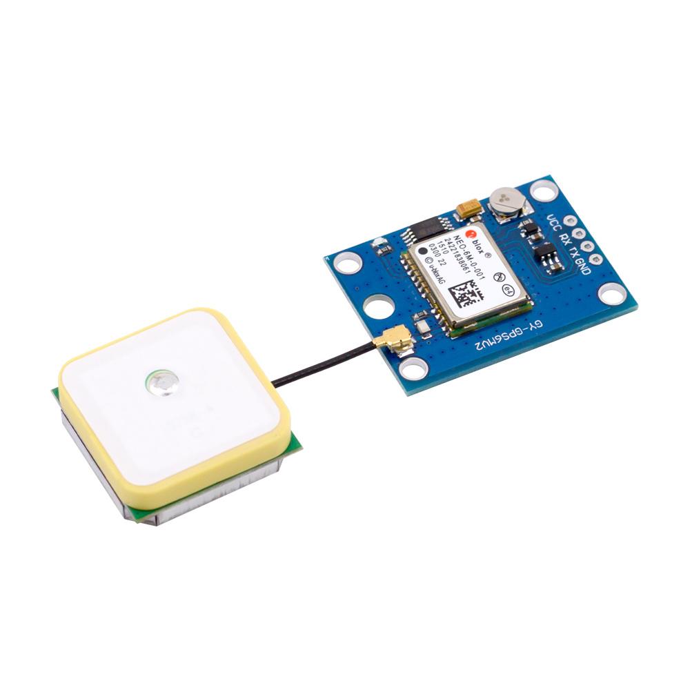 GPS Module GY-NEO6MV2 plus antenne