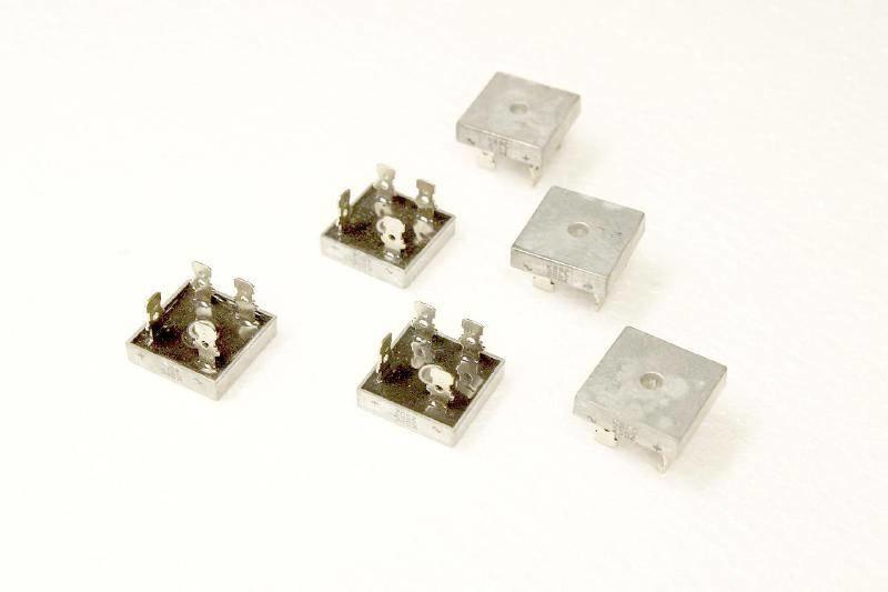DC Components KBPC 5010 Gelijkrichter 1Kv 50 Ampere