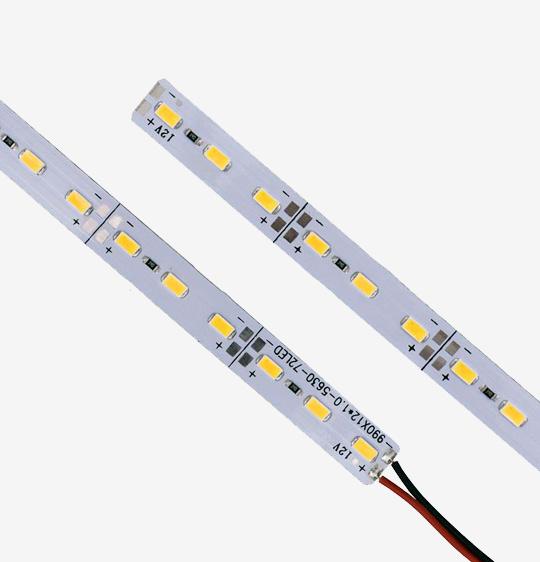 High power led strips 12v Led 5630 Warm White