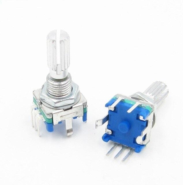 Rotary Encoder EC11, 15mm Shaft
