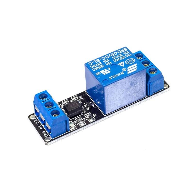 1 Kanaal 5V Relais Module, geschikt voor Arduino