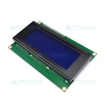 LCD Module Blue White 16 x 2 Characters with I2C Control
