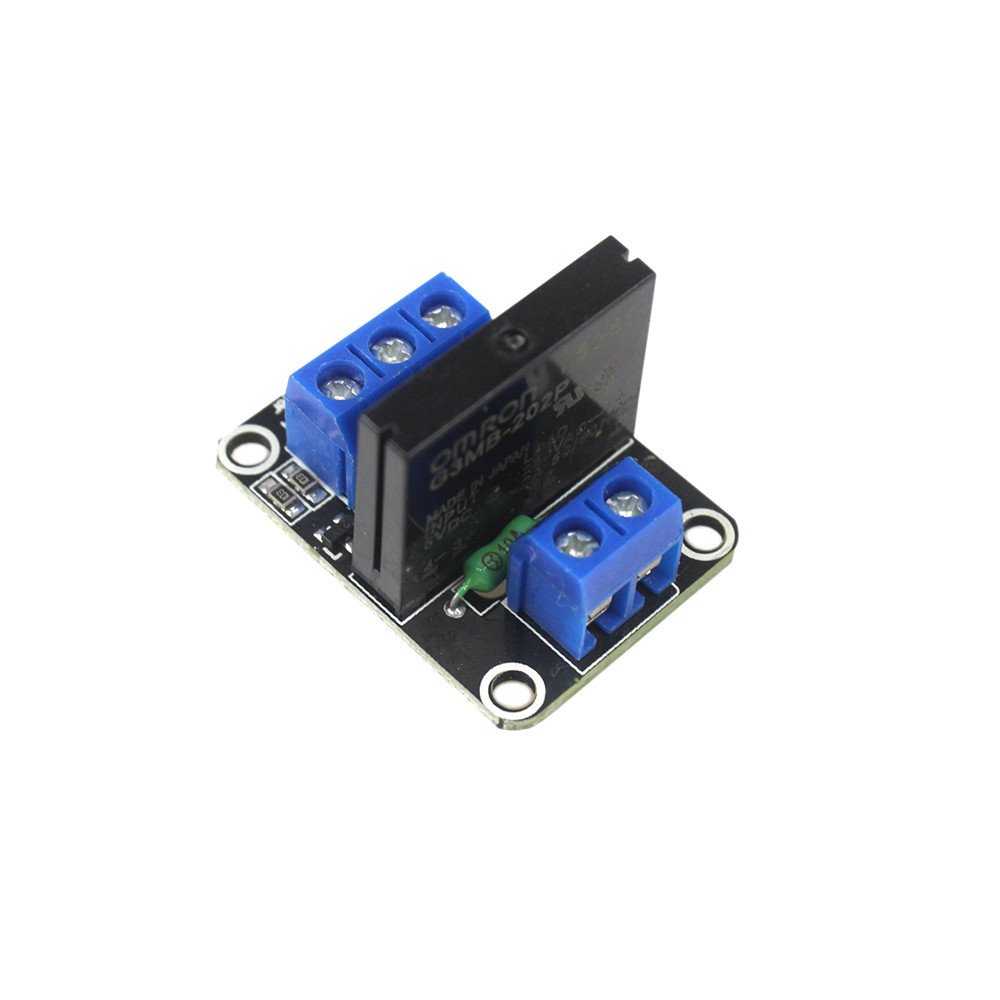 1 Channel 5v Low Level solid state relay module 250v 2a fuse