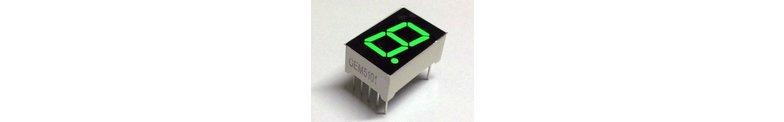 7 Segment Displays 0.56 Inch CA