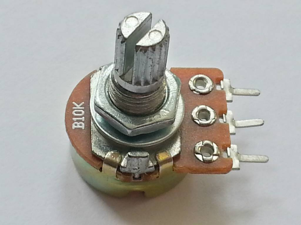 B250K Potentiometer 250K Ohm