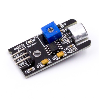 Microphone Sensor High Sensitivity Sound Detection Module 3.3-5V