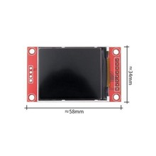 1.8 Inch TFT LCD Module With 4 IO