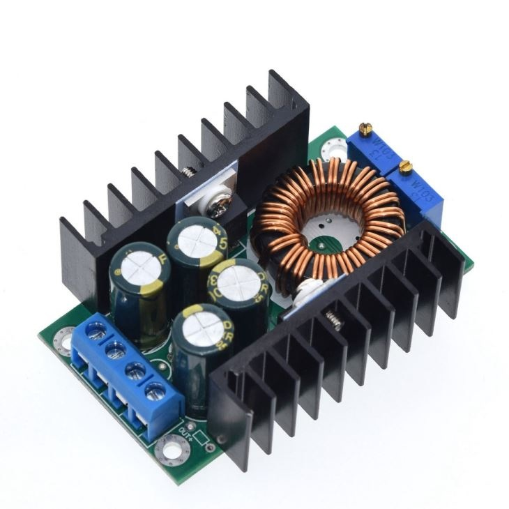 DC-DC Step-down Adjustable Constant Voltage 300W 10A