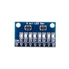 8 Bit LED Module Red CA