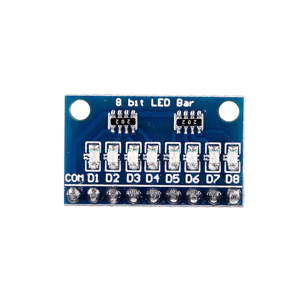 8 Bit LED Module Blue CA