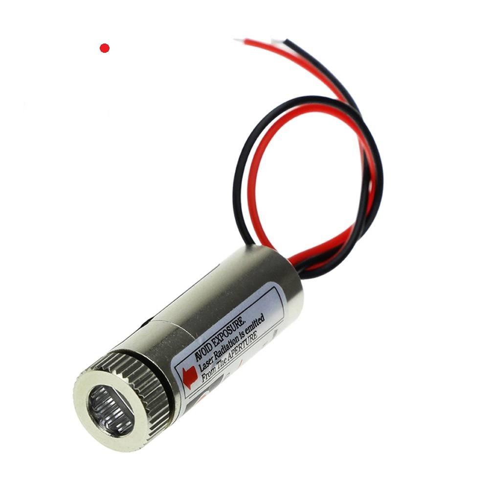 5 V 650nm 5 mW Laser rode punt