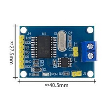 MCP2515 CAN Bus TJA1050 Receiver SPI