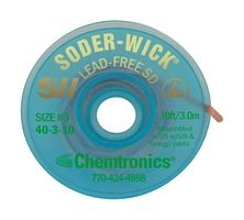 Chemtronics Desoldering Ribbon W: 2mm; L: 1.5m