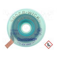 Chemtronics Desoldering Ribbon W: 5.6mm; L: 1.5m