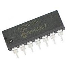 MICROCHIP TECHNOLOGY Microcontroller PIC16F630-E/P