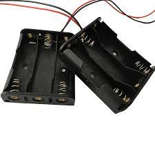 COMF 3 x 1.5V AAA Batterij Houder
