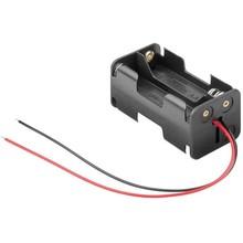 COMF 4 x 1,5V AA Batterijhouder 2 Zijdig