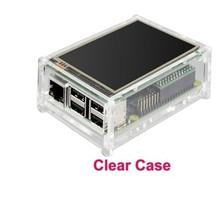 Acryl Case for Raspberry Pi