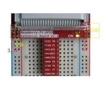 Raspberry Pi GPIO Adapter en 40 pins Kabel