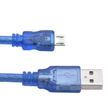 USB Cable for arduino Micro USB to USB 100cm