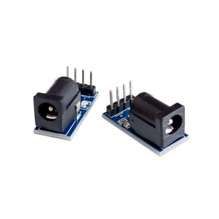 DC Power Module Adapter Plate
