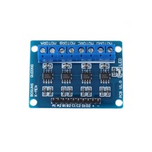 HG7881 4-Channel DC Stepper Motor Driver Controller Board