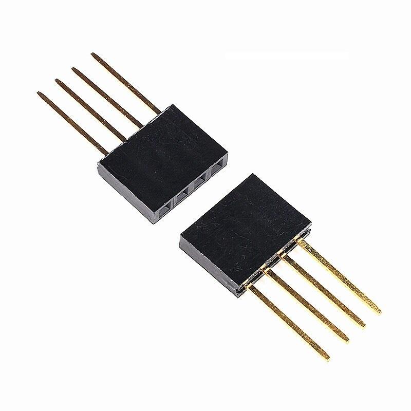 Arduino Female Stackable Header 4 voudig