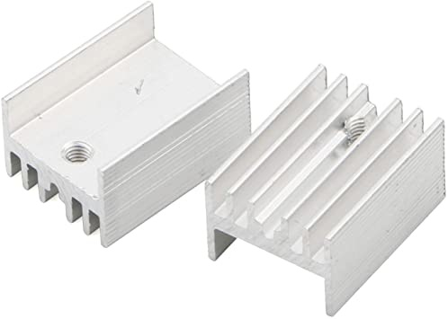 Aluminum TO-220 Heatsink