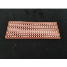 PCB Experimenteer Print Enkelzijdig 2,5x6cm met banen