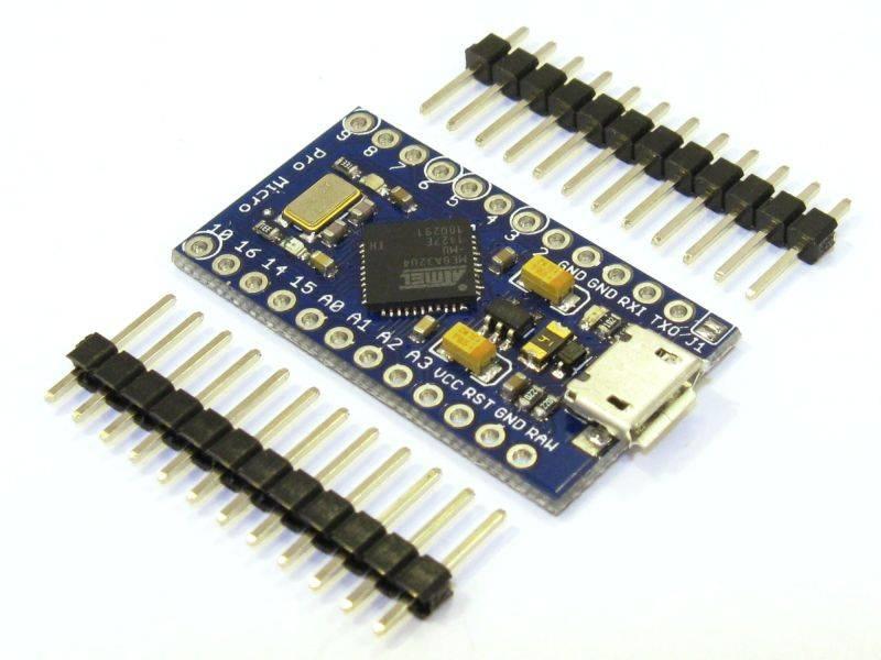 Arduino Pro Micro, ATmega32U4 5V