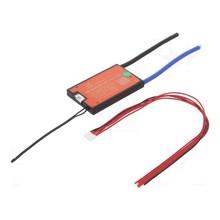 DALY  PCB-beveiliging Li-FePO4 75x48x9mm; 30A; 12,8VDC