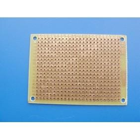 PCB Experiment print Simplex 5x7cm