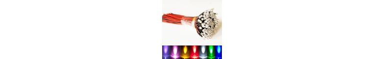 3mm Pre Wired Led Helder