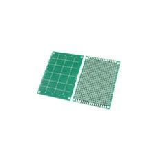 PCB Experimenteer Print Enkelzijdig 8x12cm FR4