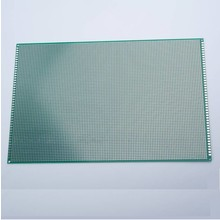 PCB Experimenteer Print Dubbelzijdig 20x30cm FR4