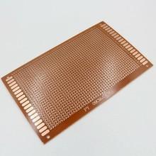 PCB Experimenteer Print Enkelzijdig 9x15cm