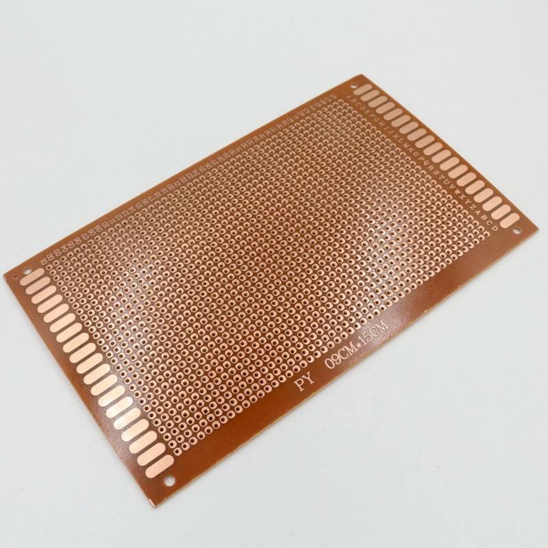 PCB Experiment Print Single sided 9x15cm
