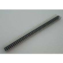 Header Male 2 x 40 pins 90 degrees