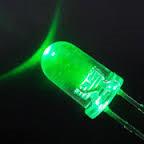 5mm Ronde Led Helder Groen