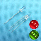 5mm Led Bi-color (2kleuren 3pins)