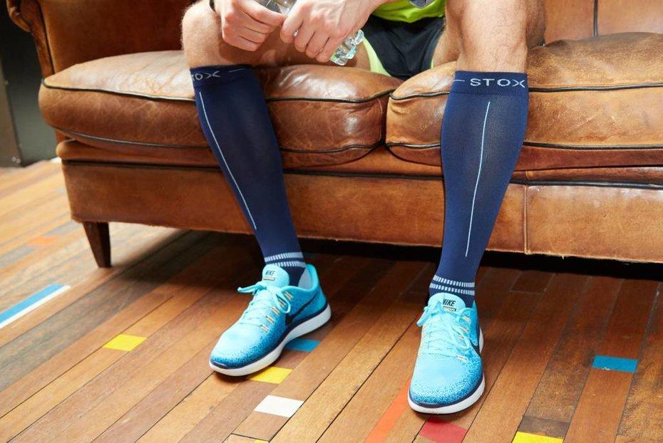 701e6de12b STOX Energy Blog - Do you put on the STOX Energy Socks the right way ...