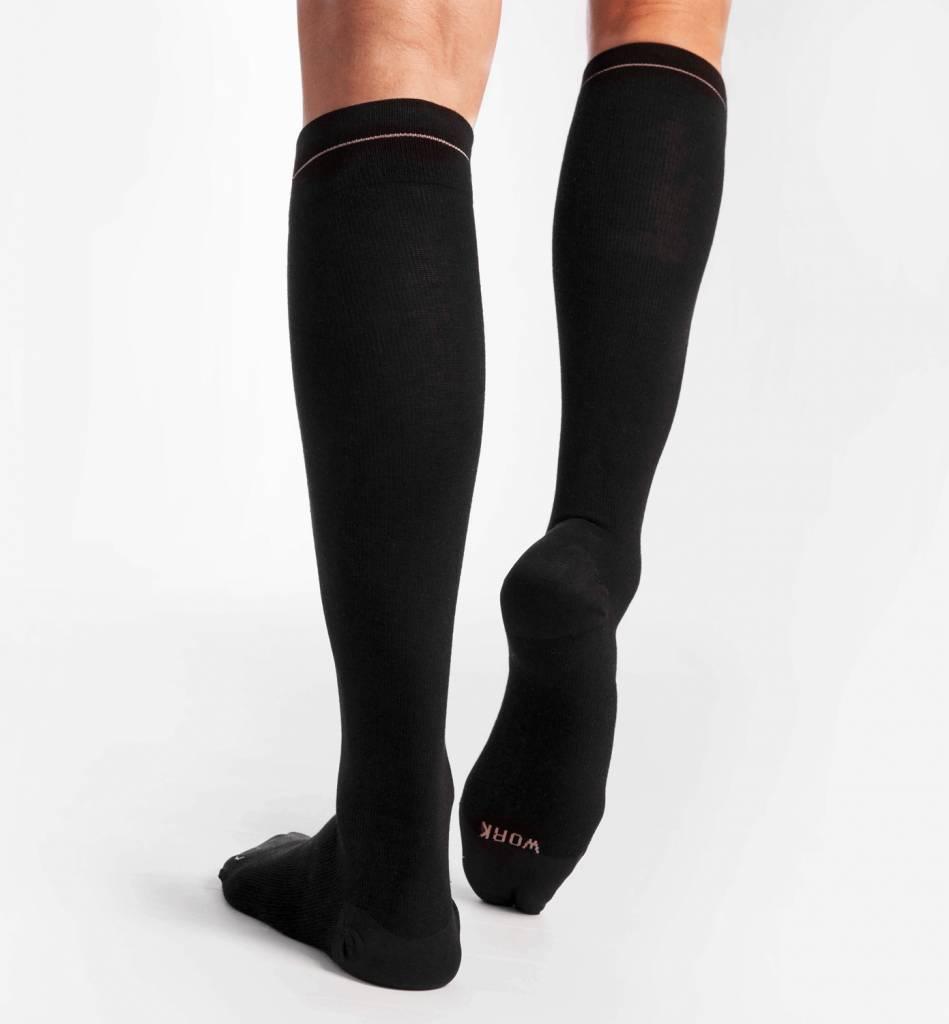 STOX Work Socks 2.0 Women - Black