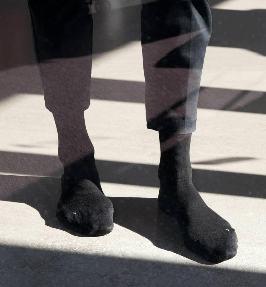 STOX Work Socks 2.0 Vrouwen - Zwart