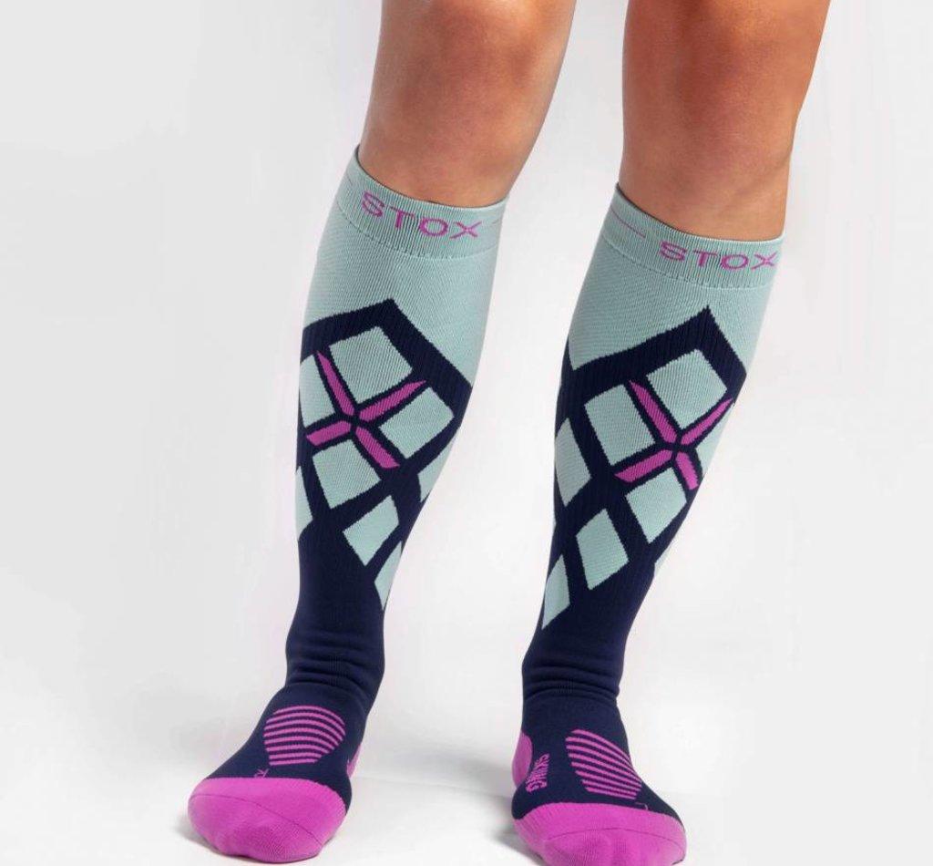 STOX Skiing Socks Vrouwen